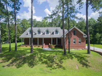 Leland Single Family Home For Sale: 836 Jackeys Creek Lane SE