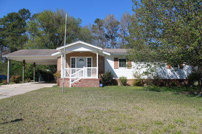 Jacksonville Single Family Home For Sale: 17 Berkshire Drive