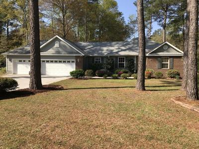 Carolina Shores NC Single Family Home For Sale: $239,900