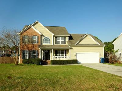 Jacksonville Single Family Home For Sale: 247 Rutherford Way