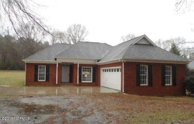 Greenville Single Family Home For Sale: 476 Huntingridge Road