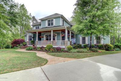 Wilmington Single Family Home For Sale: 8773 Tilbury Drive