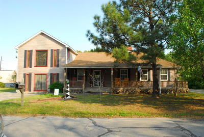 Morehead City Single Family Home For Sale: 2703 Homes Drive