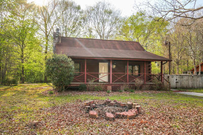 Jacksonville Single Family Home For Sale: 362 Haws Run Road