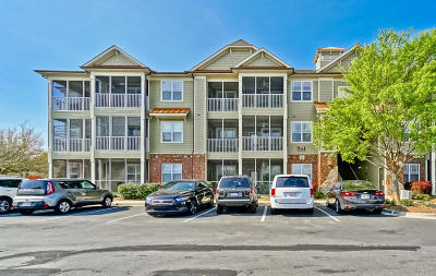 Calabash Condo/Townhouse For Sale: 395 S Crow Creek Drive NW #1113
