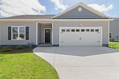 Onslow County Single Family Home For Sale: 202 Garland Shores Drive