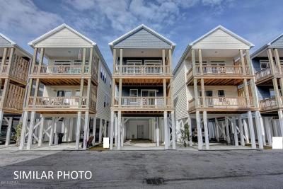 Surf City Condo/Townhouse For Sale: 414 N New River Drive #A