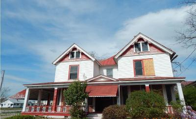 Edgecombe County Multi Family Home For Sale: 308 Marigold Street
