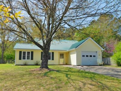 Newport Single Family Home For Sale: 710 Windy Trail