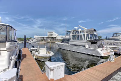 Hampstead Boat Slip For Sale: A-24 Lakeview Drive