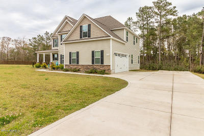 Jacksonville Single Family Home For Sale: 106 Kenna Court