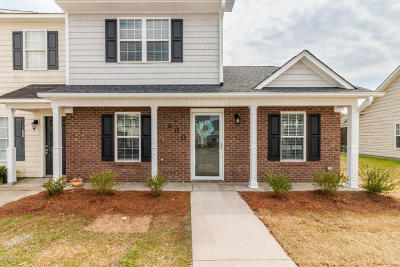 Jacksonville Condo/Townhouse For Sale: 600 Streamwood Drive