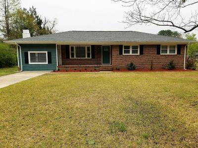 Jacksonville Single Family Home For Sale: 1411 Ramsey Road