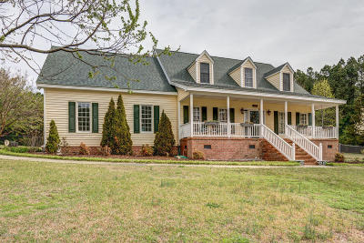 Nash County Single Family Home For Sale: 1768 Rolling Acres Drive