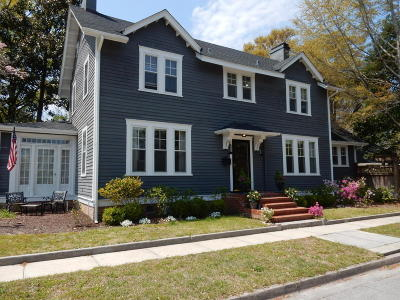 Wilmington Single Family Home For Sale: 1721 Chestnut Street