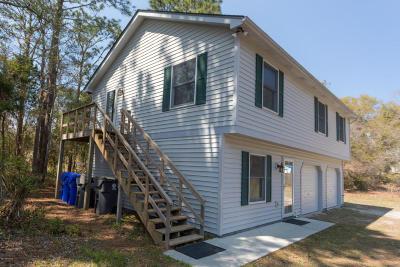 Southport Single Family Home For Sale: 216 Stuart Avenue #A