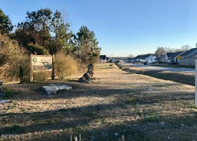 Richlands Residential Lots & Land For Sale: 252 Deer Haven Drive