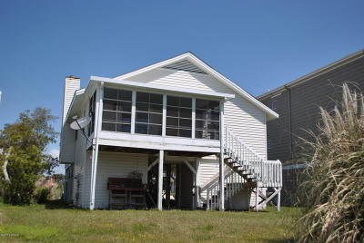 Ocean Isle Beach Single Family Home For Sale: 6 Craven Street