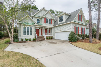 Southport Single Family Home For Sale: 4095 Lark Bunting Court SE