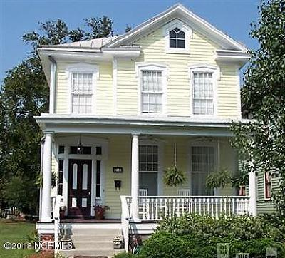 Wilmington Single Family Home For Sale: 213 N 6th Street
