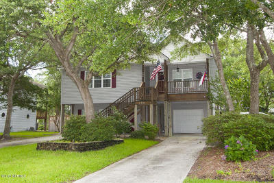 Oak Island NC Single Family Home For Sale: $349,900