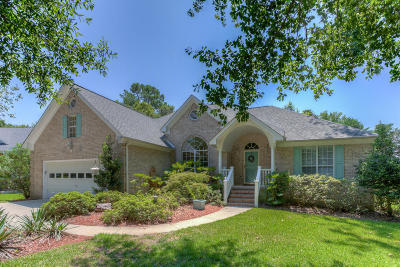 Wilmington Single Family Home For Sale: 7104 Crabwalk Court