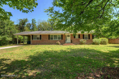 Wilmington Single Family Home For Sale: 214 Forest Road