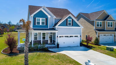Cape Carteret Single Family Home For Sale: 204 Abaco Drive W