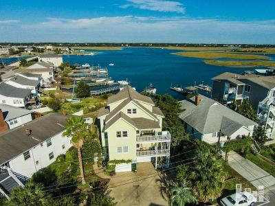 Wrightsville Beach Single Family Home For Sale: 3 Lagoon Drive