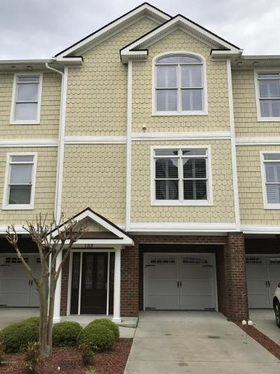 New Bern Condo/Townhouse For Sale: 133 Dylan Lane #9