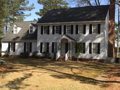 Rocky Mount Single Family Home For Sale: 1224 Drivers Circle