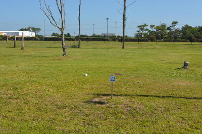 Harkers Island Residential Lots & Land For Sale: 133 Sound Point Drive