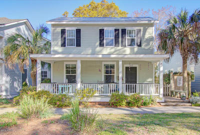 Southport Single Family Home Active Contingent: 315 E Moore Street