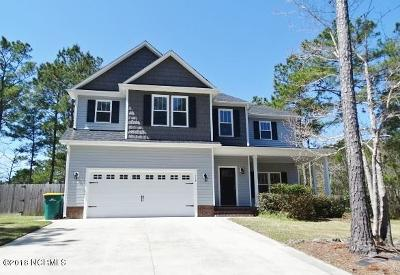 Swansboro Rental For Rent: 118 Forest Lane