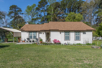 Jacksonville Single Family Home For Sale: 1312 Wolf Swamp Road