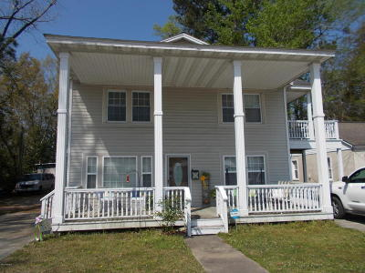 Whiteville NC Condo/Townhouse For Sale: $125,000