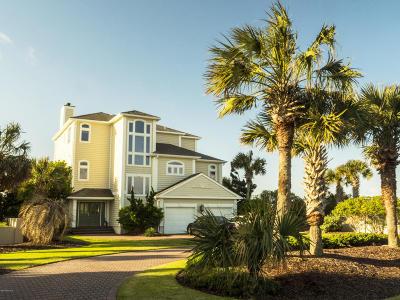 Emerald Isle NC Single Family Home For Sale: $1,895,000