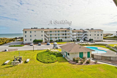 Emerald Isle Condo/Townhouse For Sale: 10300 Coast Guard Road #A-304