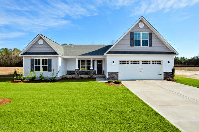Jacksonville Single Family Home For Sale: 404 Stones Throw Court