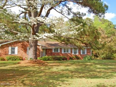 Oriental NC Single Family Home For Sale: $182,500