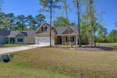 Rocky Point Single Family Home For Sale: 348 Toms Creek Road