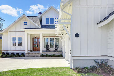 Wilmington Single Family Home For Sale: 1009 Upper Reach Drive