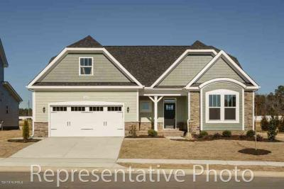 Calabash Single Family Home For Sale: 2086 Lindrick Court NW