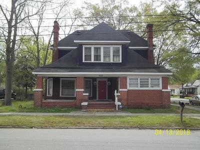 Edgecombe County Single Family Home For Sale: 403 Atlantic Avenue