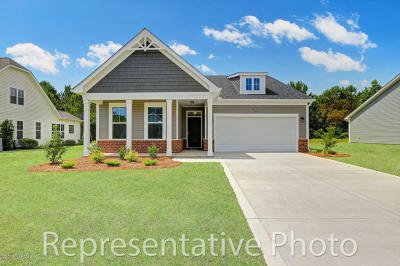 Calabash Single Family Home For Sale: 2090 Lindrick Court NW