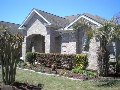 Leland Single Family Home For Sale: 1208 Atrium Way