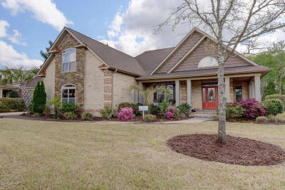 28451 Single Family Home For Sale: 8192 Compass Pointe East Wynd NE