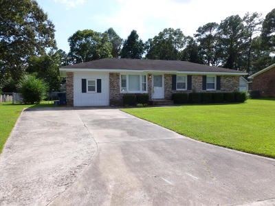 Jacksonville Single Family Home For Sale: 210 Sheffield Road