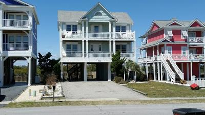 Holden Beach Single Family Home For Sale: 982 Ocean Boulevard W