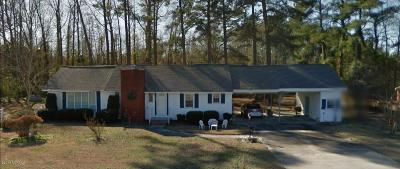 Whiteville NC Single Family Home For Sale: $125,000